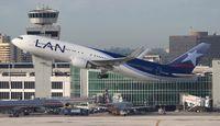 CC-BDF @ MIA - LAN 767-300 - by Florida Metal