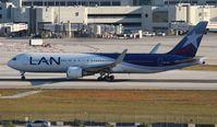 CC-CRV @ MIA - LAN 767-300