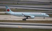 C-FHIS @ MIA - Air Canada - by Florida Metal