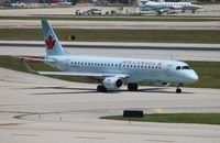 C-FHIU @ FLL - Air Canada - by Florida Metal