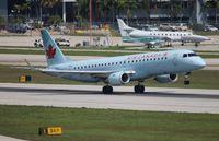 C-FMZB @ FLL - Air Canada - by Florida Metal