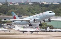 C-FPDN @ FLL - Air Canada