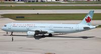 C-GJWI @ FLL - Air Canada