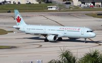 C-GJWN @ FLL - Air Canada - by Florida Metal