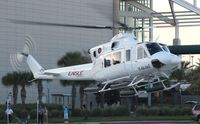 C-GLGO - Bell 412EP at Heliexpo Orlando - by Florida Metal