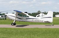 C-GNYX @ LAL - Cessna 185 - by Florida Metal