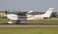 C-GTLD @ LAL - Cessna 182 - by Florida Metal