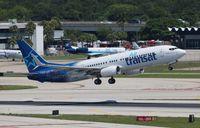 C-GTQB @ FLL - Air Transat