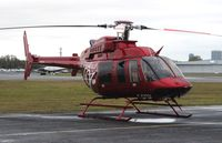 C-GXXH @ ORL - Bell 407 - by Florida Metal