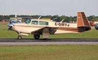 C-GMYJ @ LAL - Mooney M20J - by Florida Metal