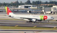 CS-TOR @ MIA - TAP Air Portugal