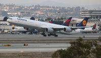D-AIHL @ LAX - Lufthansa