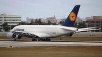 D-AIMC @ MIA - Lufthansa