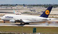 D-AIMD @ MIA - Lufthansa