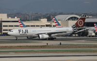 DQ-FJT @ LAX - Fiji Airways - by Florida Metal