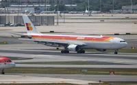 EC-LUX @ MIA - Iberia
