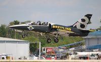 ES-TLG @ LAL - Breitling Jet Team