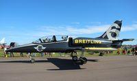 ES-YLF @ LAL - Breitling Jet Team