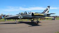 ES-YLI @ LAL - Breitling Jet Team