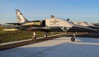 ES-YLX @ LAL - Breitling Jet Team - by Florida Metal