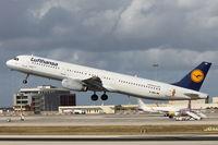 D-AIRY @ LMML - A321 D-AIRY Lufthansa - by Raymond Zammit