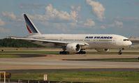 F-GSPJ @ ATL - Air France