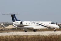 M-MHFZ @ LMML - Embraer ERJ-135BJ 600 M-MHFZ - by Raymond Zammit