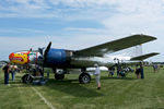 N99420 @ OSH - At the  2015 EAA AirVenture - Oshkosh Wisconsin