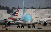 HL7611 @ LAX - Korean A380
