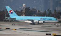 HL7613 @ LAX - Korean A380