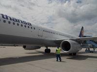 D-AIRX @ EDDM - Lufthansa A321-131 Weimar - by Christian Maurer