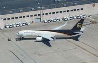 N316UP @ KRFD - Boeing 767-300F - by Mark Pasqualino