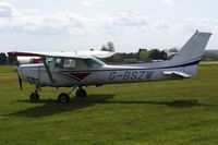 G-BSZW @ EGBP - 152, Stars Fly Flying School Elstree based, previously N48958, seen parked up. - by Derek Flewin