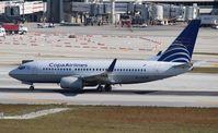 HP-1530CMP @ MIA - Copa Airlines