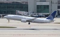 HP-1534 @ MIA - Copa Airlines