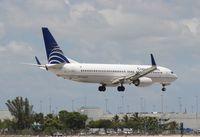 HP-1714CMP @ MIA - Copa Airlines