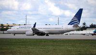 HP-1718CMP @ MIA - Copa Airlines