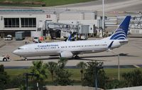 HP-1723CMP @ MCO - Copa Airlines