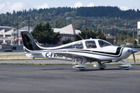 C-FVAG @ KBFI - SR20 out of Canada at Boeing Field. - by Eric Olsen