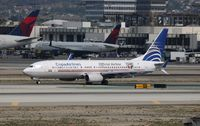 HP-1829CMP @ LAX - Copa Airlines