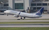 HP-1836CMP @ MIA - Copa Airlines