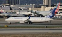 HP-1843CMP @ LAX - Copa Airlines