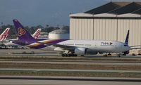 HS-TJT @ LAX - Thai Airways