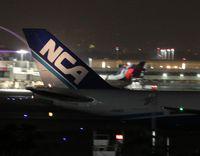 JA12KZ @ LAX - NCA Cargo