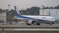 JA715A @ LAX - All Nippon