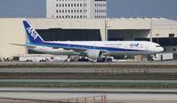 JA779A @ LAX - All Nippon