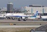 JA780A @ LAX - All Nippon