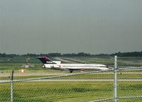 N416DA @ CVG - Delta 727-200