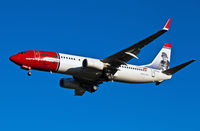 EI-FJC - B738 - Norwegian Air International