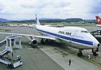 N747PA @ LSZH - Pan Am / Clipper Juan T. Trippe - by Wilfried_Broemmelmeyer